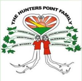 Logo- The Hunters Point Family